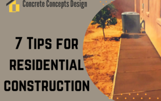 residential construction tips