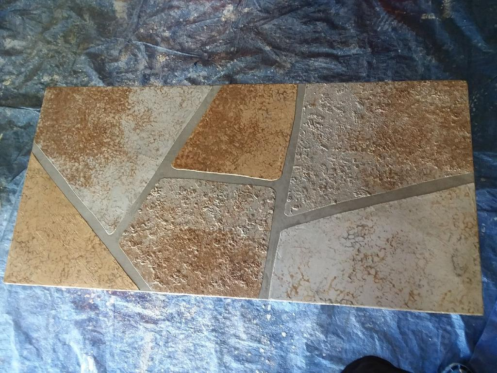Flagstone Pattern Sample